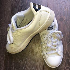 adidas Women's cloudfoam  👟 sneaker